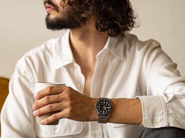 Zegarki Skagen męskie - smartwatche i hybrydy