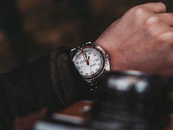 Szwajcarski prestiż zegarków męskich Doxa