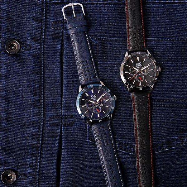 Męskie zegarki QQ.