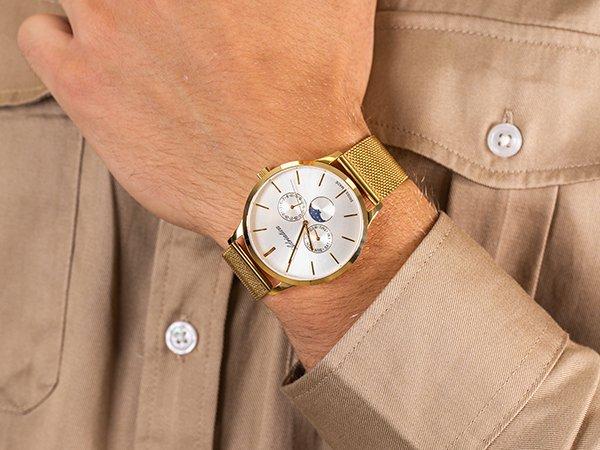 Zegarki Adriatica – szwajcarski czasomierz dla każdego mężczyzny