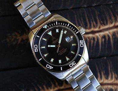 Atlantic - zegarki z bogatą historią. Szwajcarskie zegarki idealne na prezent