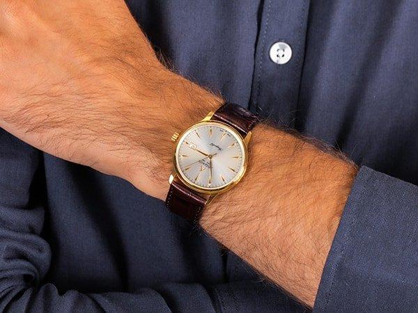 Prestiżowe zegarki dla mężczyzn ze złota