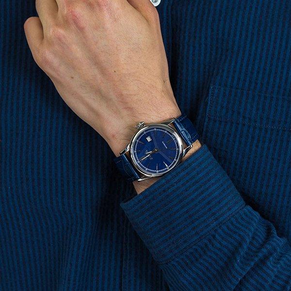 Zegarki w stylu retro czyli zegarki Doxa Vintage Fusion.