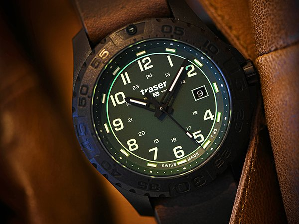 Niezawodne zegarki Traser Tactical Adventure