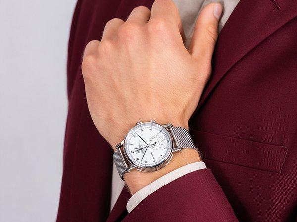 Zegarki retro w kolekcji Zeppelin Nordstern