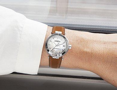 Zegarki Michel Herbelin - francuski design połączony ze szwajcarską precyzją