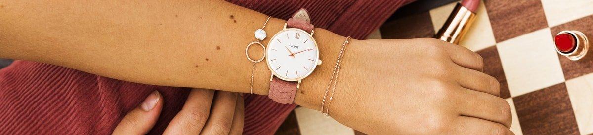 Młodzieżowy zegarek damski