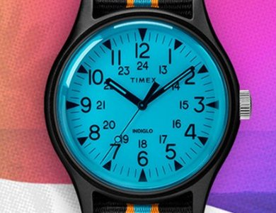 Timex MK1 California