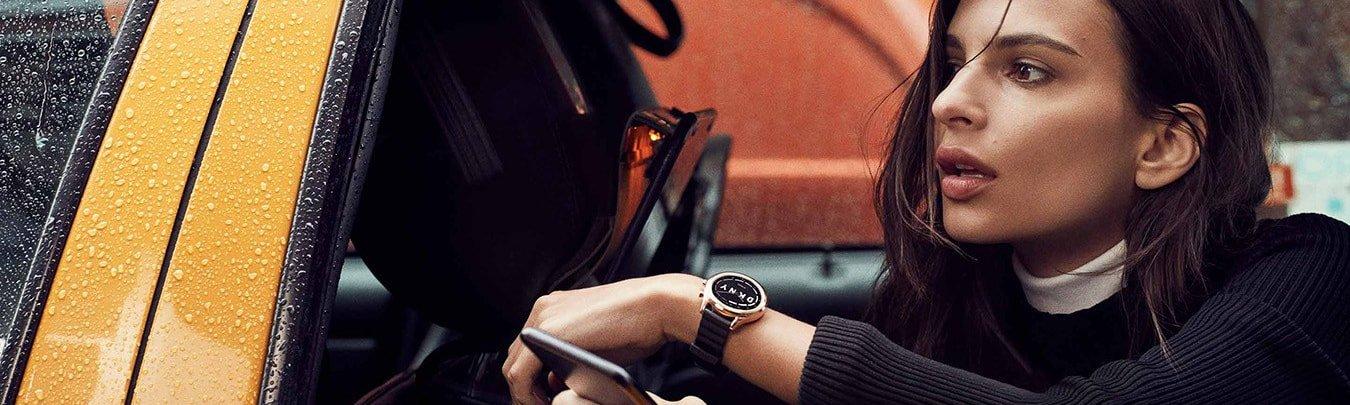 Nowojorskie zegarki DKNY