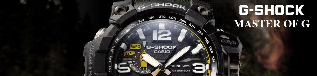 Zegarki G-Shock Master of G