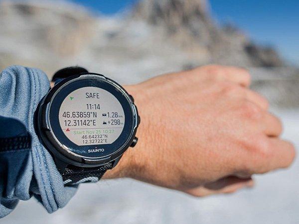 monitoring codziennej aktywności w zegarkach suunto