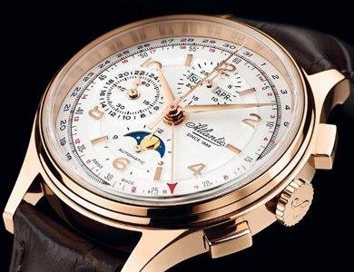 Limitowana edycja Atlantic Moonphase Chronograph Universal!