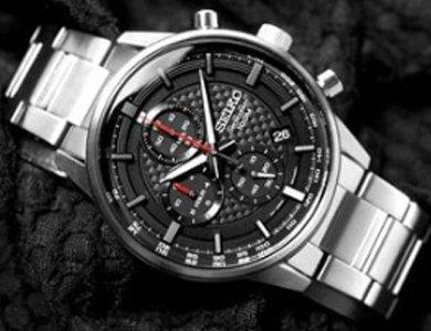 Seiko Neo Sports - nowa dynamiczna linia zegarków