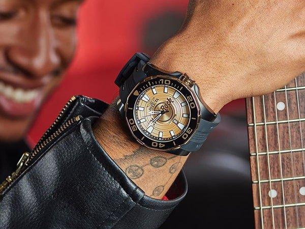 Sportowy charakter zegarków Invicta