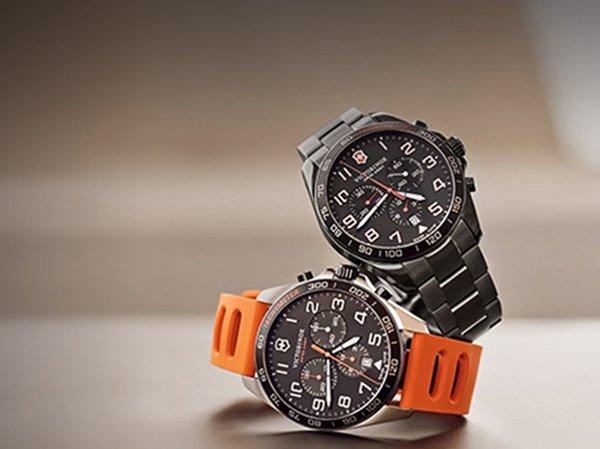 Szwajcarskie zegarmistrzostwo z zegarkami Victorinox Fieldforce