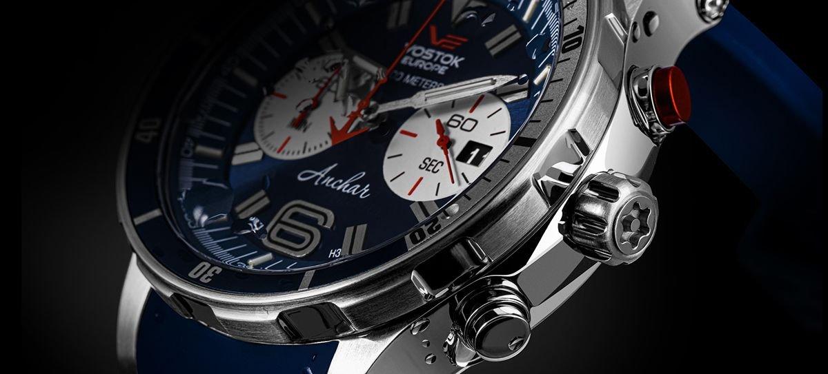 Nowa odsłona kolekcji Vostok Anchar - wybierz model dla siebie!