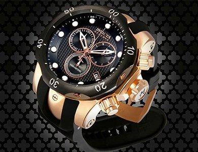 Zegarki Invicta - odważne wzornictwo z szacunkiem do korzeni