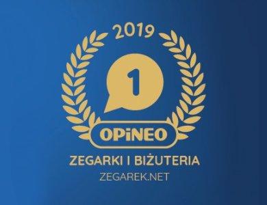ZEGAREK.NET ponownie najlepszym sklepem internetowym!