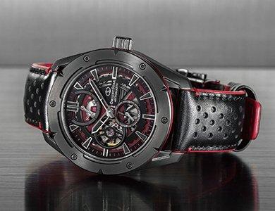 Nowy Orient Star Avant-garde Skeleton - elegancki i wyrafinowany miejski zegarek