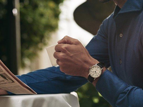 Męski prestiż zegarków Orient Star
