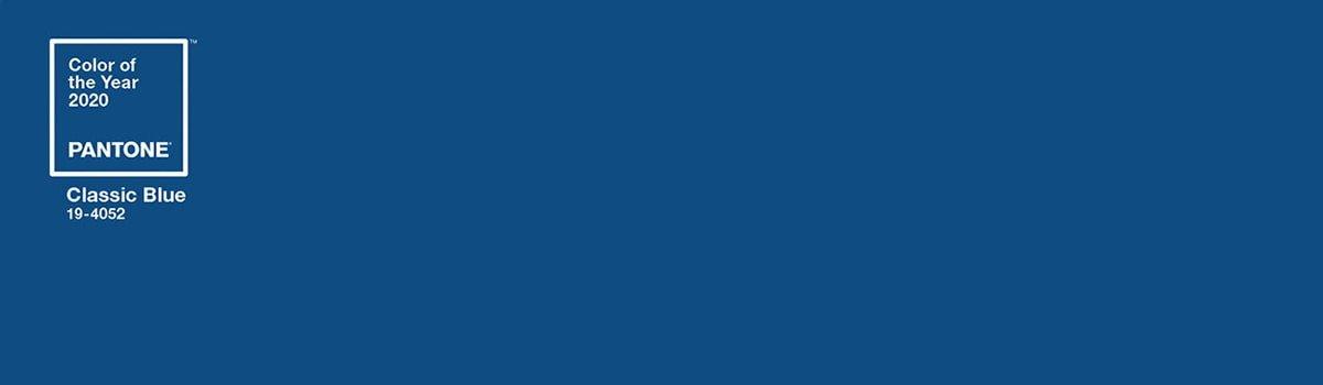 Pantone Color Insitute-classic blue