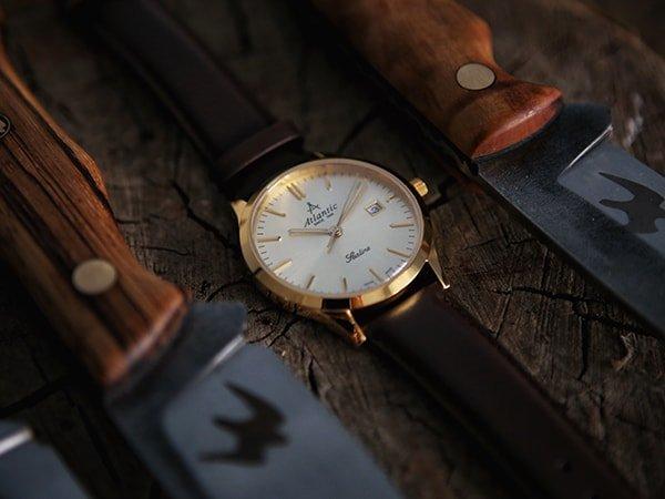 Paski do zegarków Atlantic dla niej