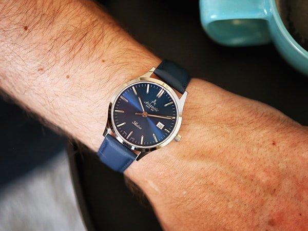 Paski do zegarków Atlantic dla niego