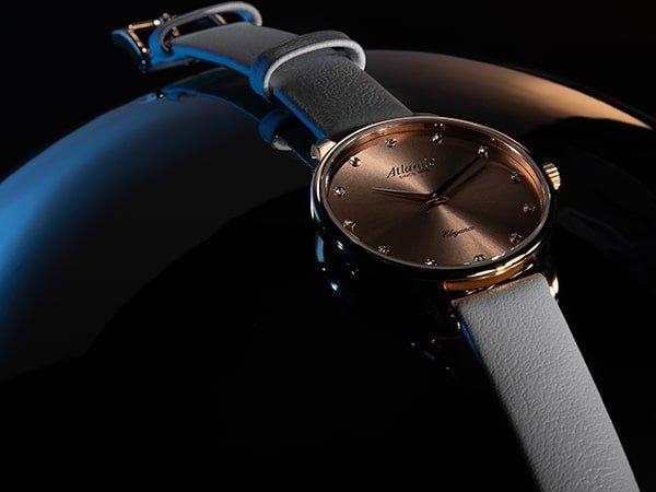 Szeroki wybór pasków do zegarków damskich