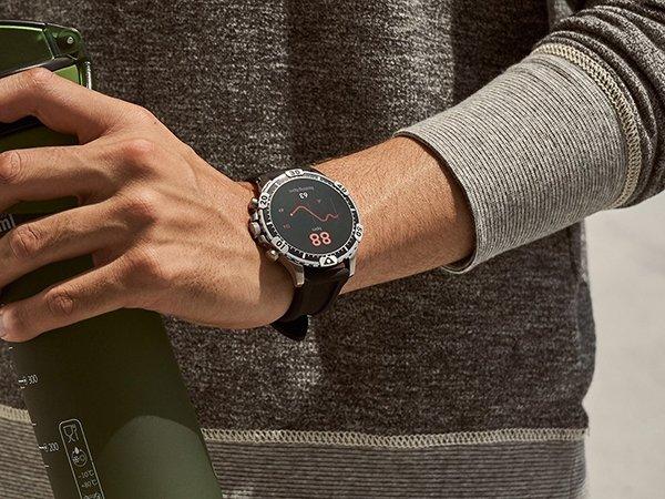 Jak odpowiednio dobrać pasek do zegarka Fossil?