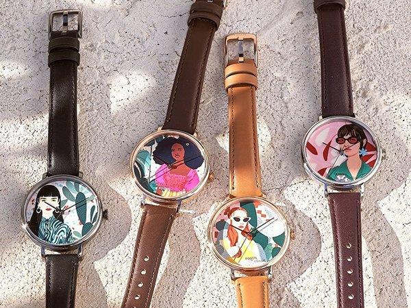 Wybierz idealny pasek do swojego zegarka Fossil!