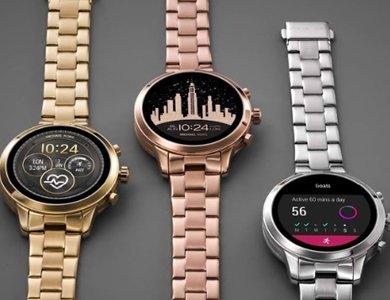 Personalizowane tarcze smartwatcha Michael Kors Access