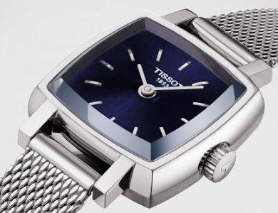 Małe jest piękne! Damskie zegarki Tissot Lovely Square