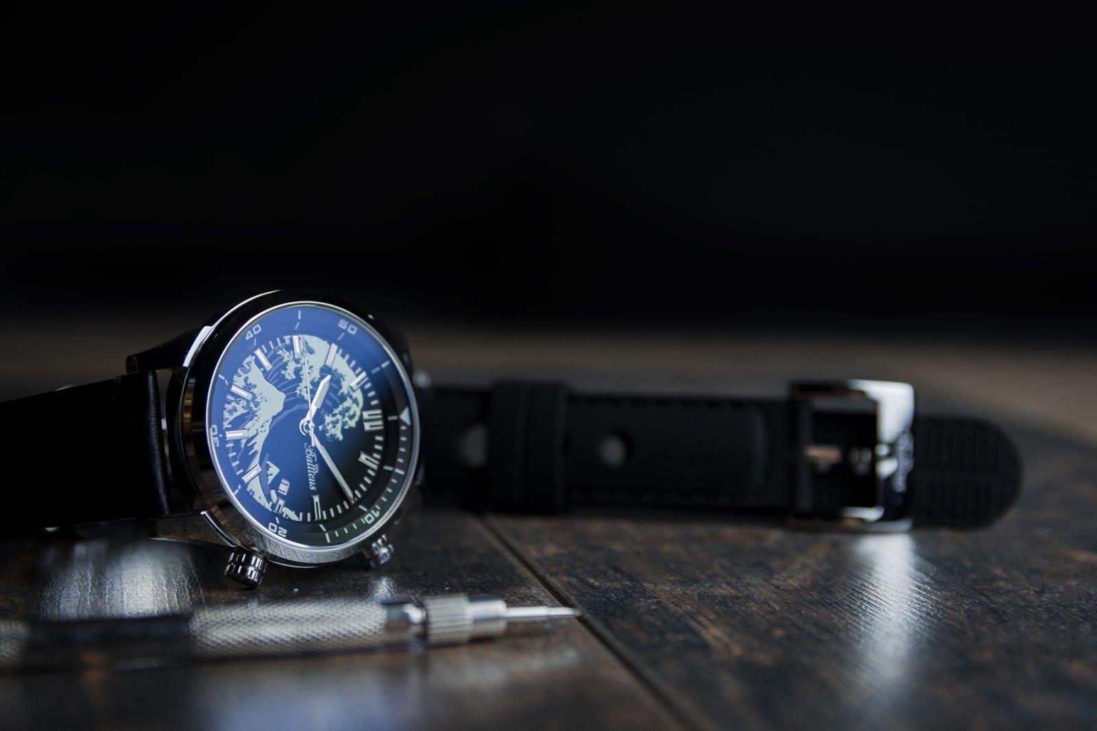 Polska marka zegarków Balticus