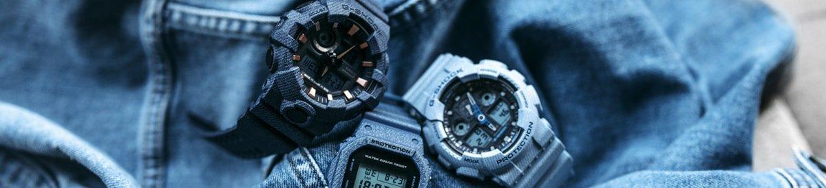 Młodzieżowy zegarek męski