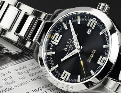 Niezwykłe zegarki od prestiżowej marki Ball