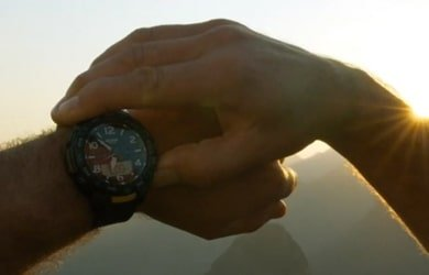 Outdoorowy zegarek Casio ProTrek PRT-B50