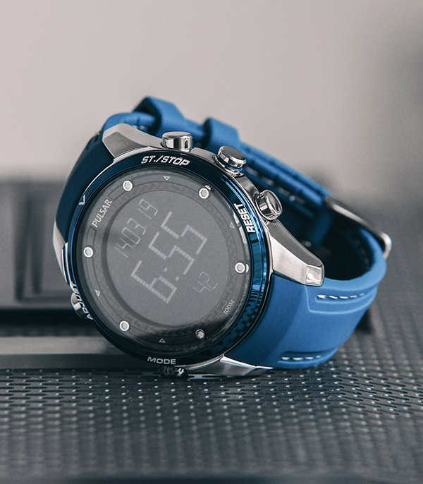 Sportowy zegarek Pulsar