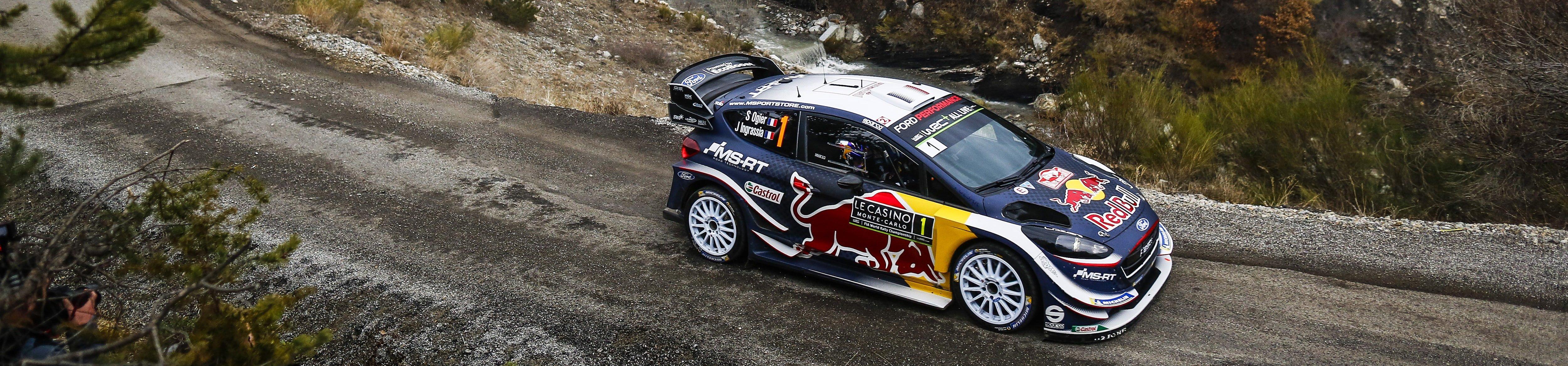 Pulsar WRC