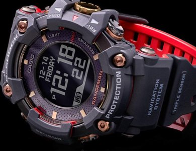 RANGEMAN 35th Anniversary Magma Ocean Collection