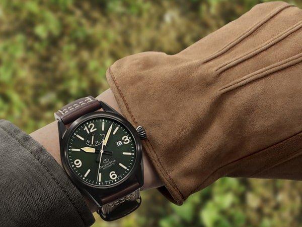 Sportowa elegancja w zegarkach Orient Star