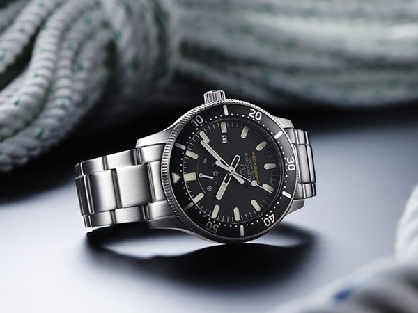 Wysoka jakość wykonania zegarków Orient Star