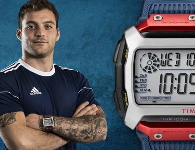 TIMEX x Red Bull Cliff Diving