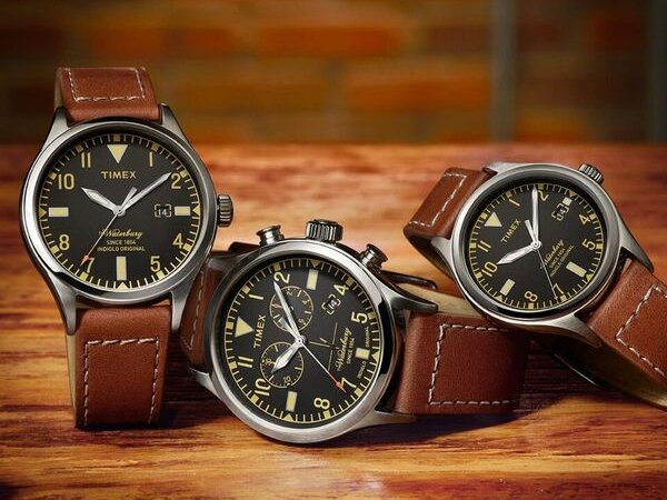 Kolekcja zegarków Timex Waterbury na 160 lecie marki