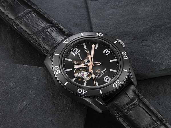 Najwyższa jakość wykonania zegarków Orient Star