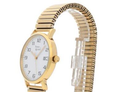 Rozciągana bransoleta w zegarku