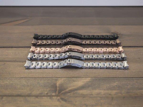 zegarki Aviator na bransolecie klasycznej
