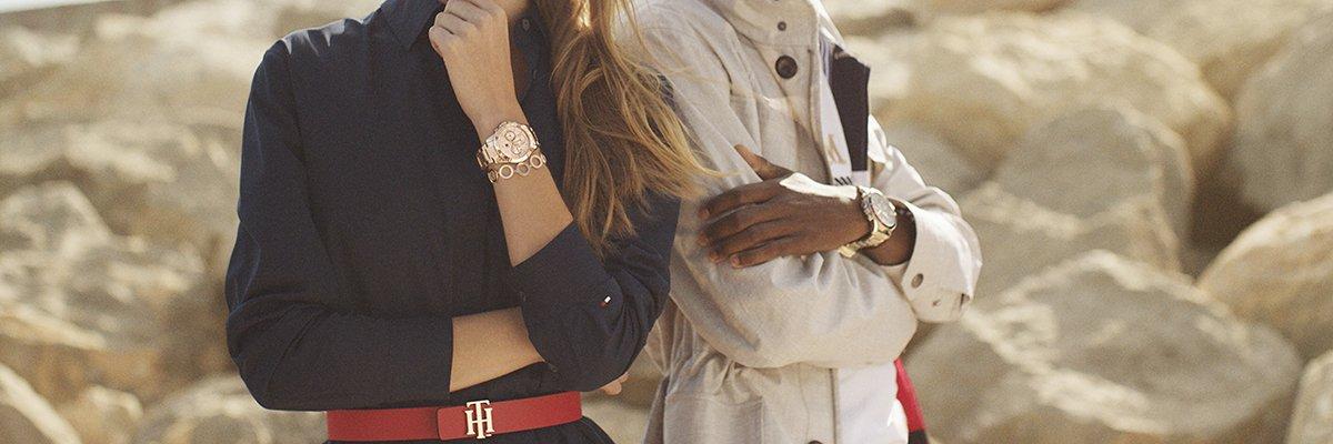 Zegarki Tommy Hilfiger dla niej i dla niego