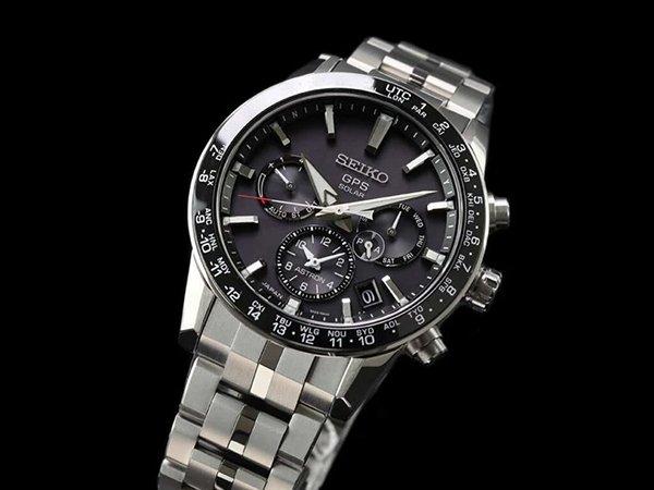 Zegarki napędzane słońcem