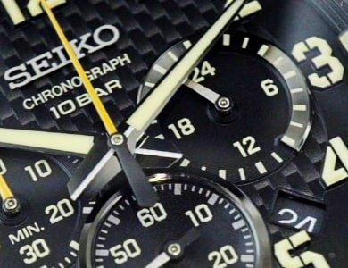 Najnowsza odsłona chronografu Seiko