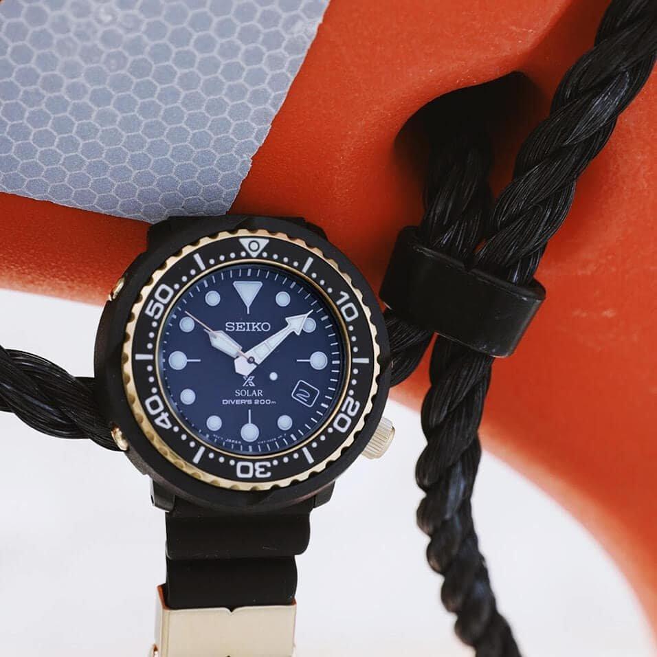 Funkcjonalny zegarek Seiko z mechanizmem solarnym